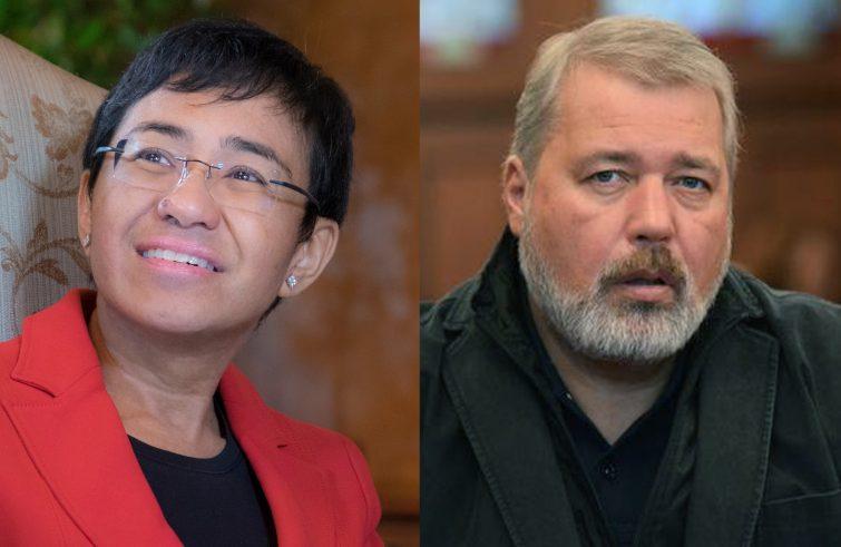 Prêmio Nobel da Paz a jornalistas é resposta à desinformação e repressão