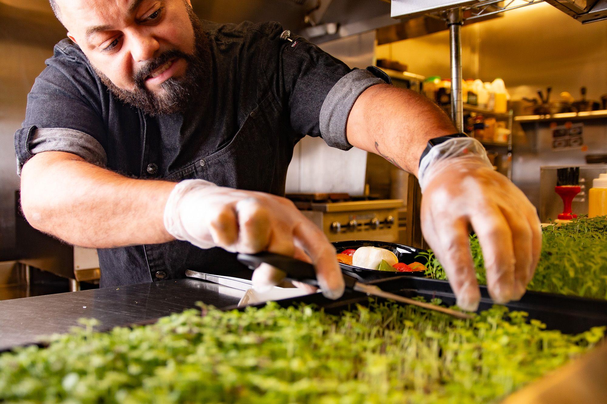 Eventos e consultoria: Chef brasileiro faz a diferença em Orlando