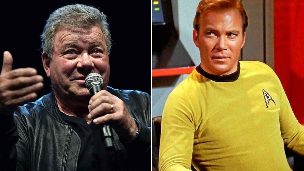 Viagem do ator William Shatner ao espaço é adiada, comunica a 'Blue Origin'