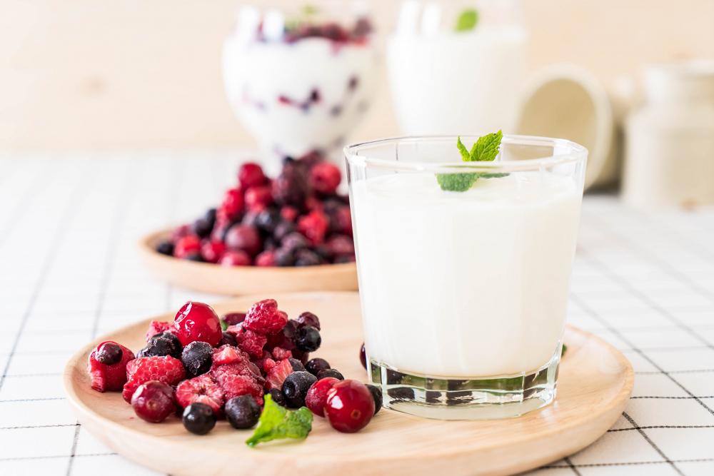 Iogurte para SEMPRE!